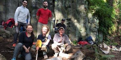 Broughton Bluff Trail Maintenance Day