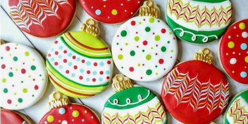 Christmas Cookie Decorating Class