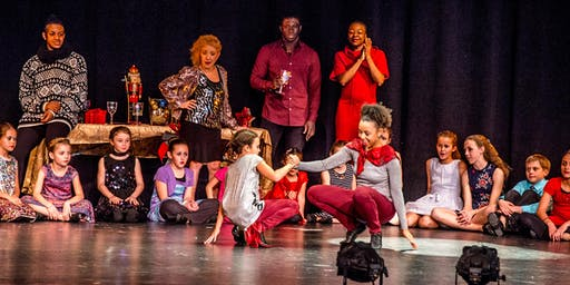 Jazz Hip Hop Nutcracker - Sunday Dec 8th, 2pm