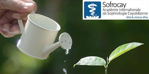 Conférence Sophrologie Caycédienne, QVT & management