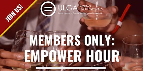 Members Only Empower Hour tickets