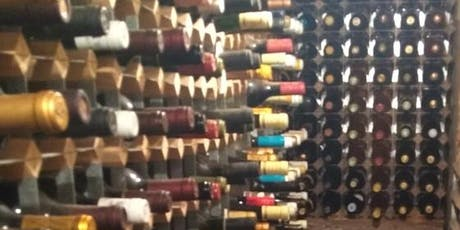 Ginjams Christmas Wine Tasting tickets