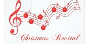 A Star is Born Christmas Piano Recital
