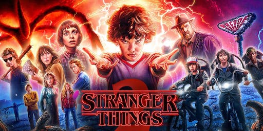 Stranger Things Pub Quiz with Grand Prize