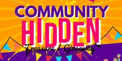 Hidden Treasures Community Giveaway