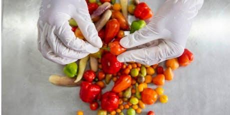 El Alimento Inka Es Medicina.  Parte 3. El Ají. tickets