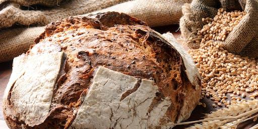 Atelier de fabrication de pain