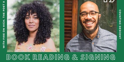 Elizabeth Acevedo & Clint Smith Book Signing & Discussion