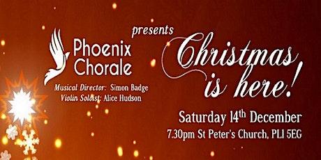 Phoenix Chorale Christmas Concert 2019 tickets