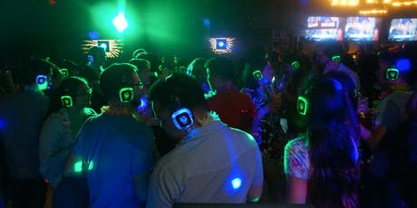 NYE 2020 Silent Disco @ The Gym tickets