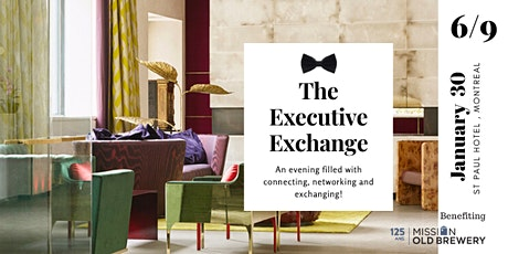 The Executive Exchange Networking Evening tickets