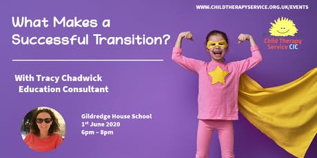 What makes a Successful Transition? tickets