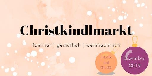 Christkindlmarkt & Christbaum schlagen