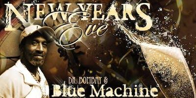 2020 NYE at Kobe with The Blue Machine Band