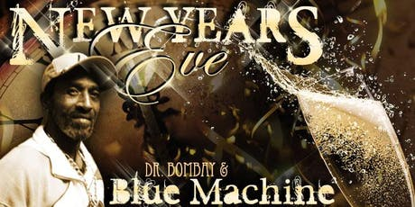 2020 NYE at Kobe with The Blue Machine Band tickets