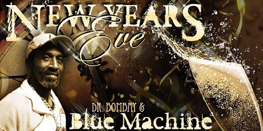 2020 NYE at Kobe with The Blue Machine Band
