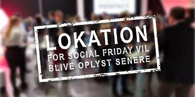 Social Friday17. april 2020
