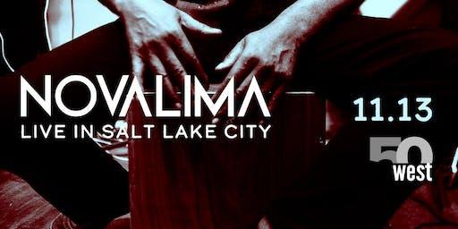 Novalima live in Salt Lake City