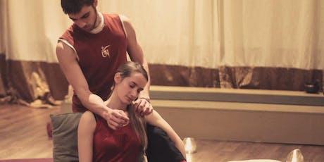 Thai Yoga Massage Workshop tickets