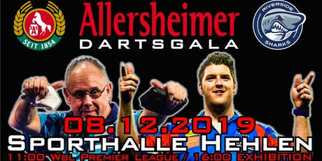 ALLERSHEIMER DARTSGALA 2019 Tickets