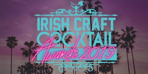 Irish Craft Cocktail Awards 2019