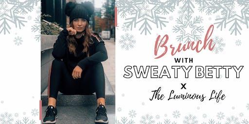 Brunch with Sweaty Betty x The Luminous Life