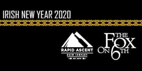 IRISH NEW YEAR 2020 tickets