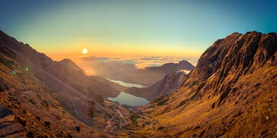 Snowdon Summer Solstice Sunrise Walk Sunday June 21st 2020