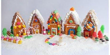 Gingerbread Construction: K thru 4th Grade tickets