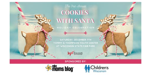 3rd Annual Cookies with Santa Holiday Celebration