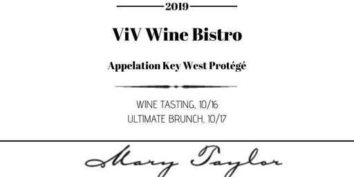 Mary Taylor Ultimate Brunch Tasting