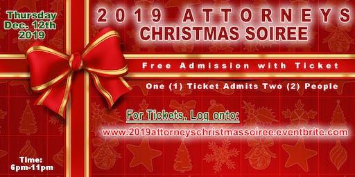Attorneys 2019 Christmas Soiree