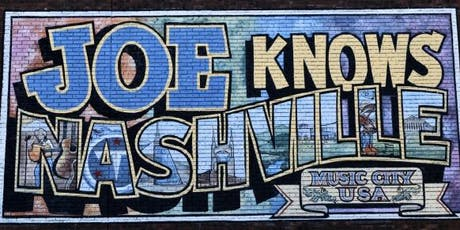 Songwriting in Nashville tickets