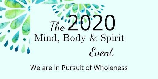 2020 Mind Body & Spirit Event