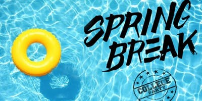 College Party - Spring Break (Pool Party)