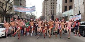 Chicago Santa Speedo Run 2019