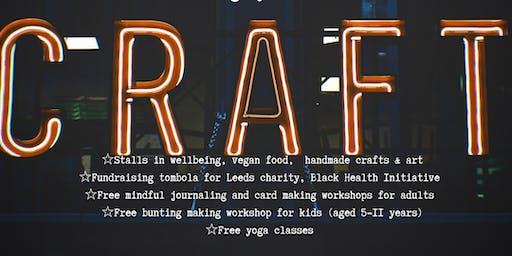 Headingley Wellbeing Vegan and Craft Fair