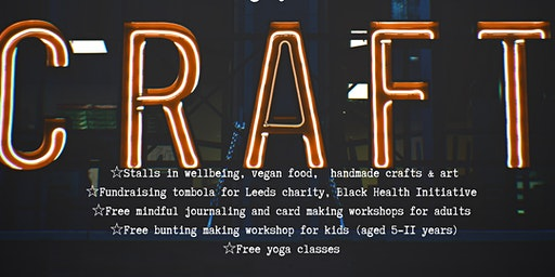 Headingley Wellbeing Vegan and Craft Fair