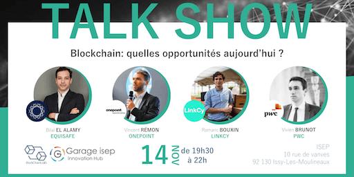 TalkShow Blockchain