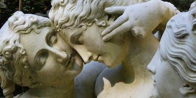 Sculptures Amid Nature