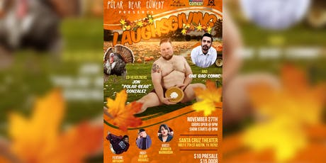 Laughsgiving Comedy Show tickets