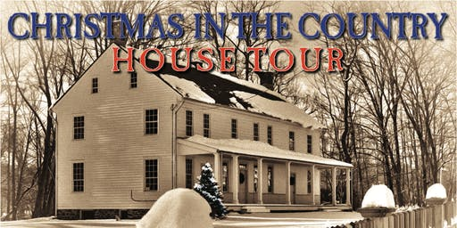 Christmas In The Country House Tour