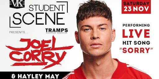 Student Scene: Joel Corry & Hayley May LIVE