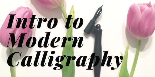 Modern Calligraphy Workshop: The Holiday Edition