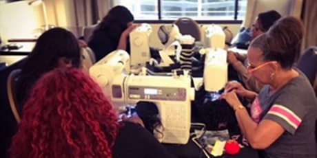 Dallas, TX | Lace Front Wig Making Class with Sewing Machine tickets