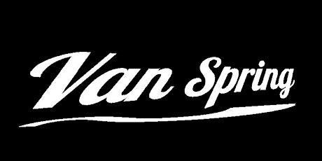 Van Spring Tickets