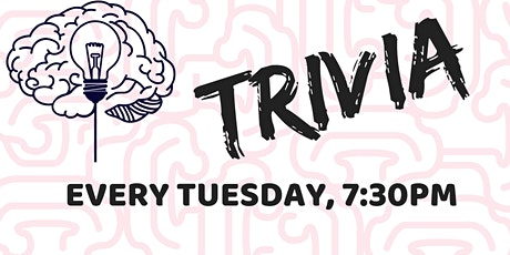 Trivia Tuesday tickets