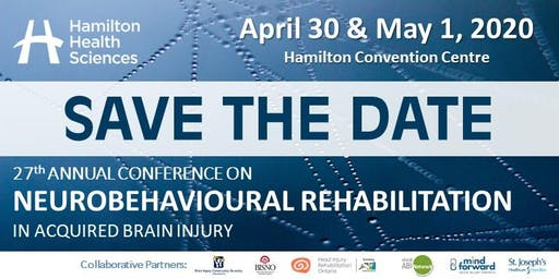 27th Annual Conference on Neurobehavioural Rehabilitation in ABI