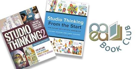 2020 PAEA Book Club: Studio Thinking tickets
