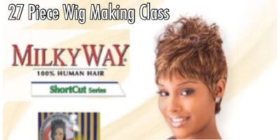 Chicago,IL| 27 Piece Wig Making Class